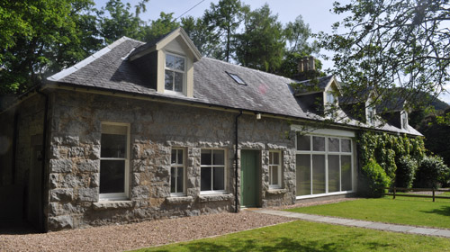 Scottish Highlands self catering cottage