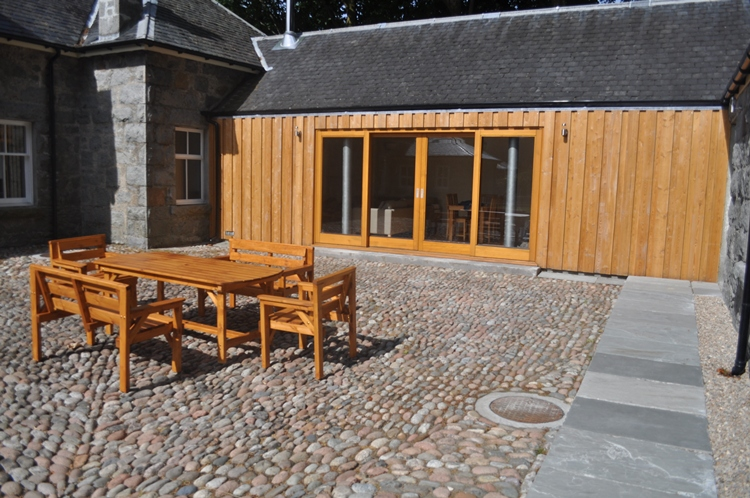 Highlands self catering cottage, sleeps 6, Scotland