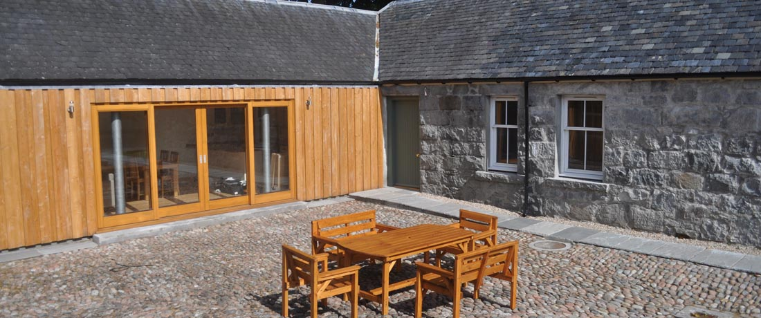 Self catering cottages, Glencoe, Fort William, Scottish Highlands